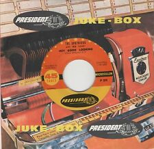 45 U/min Vinyl-Schallplatten aus Frankreich