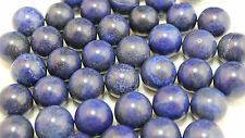 (1) Lapis Lazuli Mineral Marble Sphere 17-19mm (LISTING IS FOR 1 SPHERE!)
