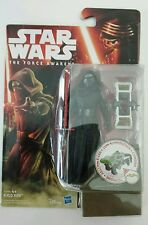 STAR WARS FIG DE 10 CM KYLO REN SERIE THE FORCE AWAKENS SOUS BLISTER NEUF