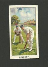 Cricket A.C. MacLaren Vintage 1925  Boguslavsky Turf Cigarette Card