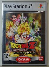 DRAGON BALL Z BUDOKAI TENKAICHI PLATINUM - PLAYSTATION 2 - PAL ESPAÑA
