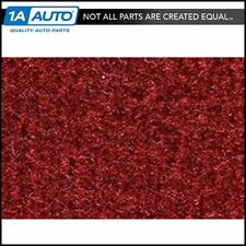 for 80-84 D150 Truck Reg Cab 7039-Dark Red/Carmine Carpet 4 Spd Manual Trans