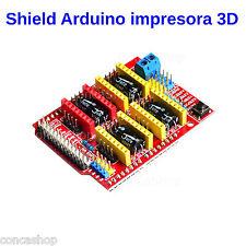 PLACA SHIELD CNC PARA ARDUINO UNO V3.00 A4988 EXPANSION 3D REPRAP POLOLU ESPAÑA