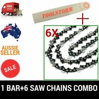 "20"" Chainsaw Bar &Chain .325 058 76DL for Baumr-Ag MTM YUKON BAUS Giantz ...more"