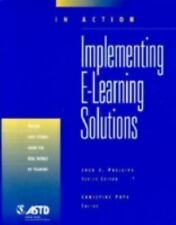 Implementing E-Learning Solutions (In Action)