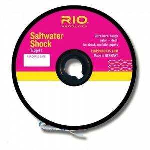 Rio saltwater shock tippet 60 LB
