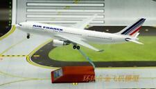 1:200 32CM JC WINGS AIR FRANCE AIRBUS A330-200 Passenger Airplane Diecast Model
