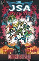 JSA Volume 2 Darkness Falls DC TPB Justice Society Dr. Fate 1st Print 2002 new