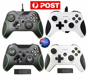 AU Wired/Wireless Controller Gamepad For Xbox One/Slim Dualshock Game Gamepad PC