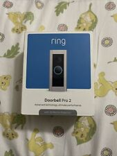 Ring Doorbell Pro 2 (2nd Generation) 2021 Release! 1536p HD - FACTORY SEALED!fs