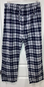 Dallas Cowboys NFL  Johnner Navy Plaid Pajama Pants, Size XLarge