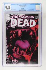 Walking Dead #35 - Image 2007 CGC 9.8 - Error Story Print!
