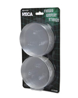 NECA Action Figure Display Stands Clear 1-Pack of 10