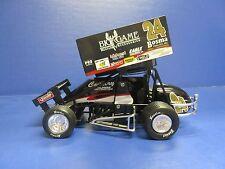 #  24 Terry McCarl RC2 Sprint Car -- 1/24th scale