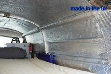 Camper Van insulation, double foil. 20m2  (4 Rolls) Free Postage