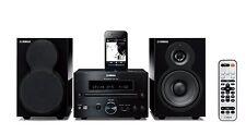 Yamaha Hi-Fi System with CD Player, AM/FM Radio & iPod Dock - MCR-332BL