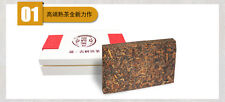 250g brick ripe puer tea puerh tea cooked black tea GuShu Old Tree Year 2013