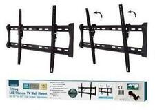 "Lloytron T312M VESA 75 100 200 Black LCD Plasma TV Wall Mount Tilt Angle 32"" 60"""