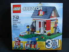 NEW LEGO Creator Small Cottage 31009 Vacation Home 3-in-1 Windmill Skaters House