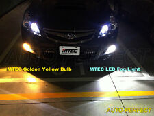 MTEC 6000K HB4 9006 LED FOG LIGHT kit CANBUS Error Free Brightest Ver.1