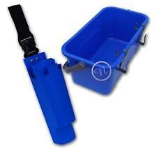 Window Cleaning Bucket On Belt & 12L Rectangular Bucket