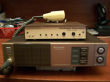 **LOOK** Connect Systems Inc Full Duplex Interconnect CS-800 CS 800 With Radio