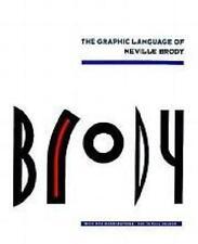 The Graphic Language of Neville Brody von Brody, Neville