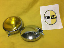 NEU Satz Fernscheinwerfer Opel Kapitän Olympia Rekord / P1 P2 Rekord Kadett