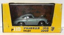 Brumm 1/43 Scale Diecast R119 - 1952 Porsche 356 Coupe - Met Green