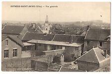 CPA 60 - ESTREES SAINT DENIS (Oise) - Vue générale - Coll. plongeron