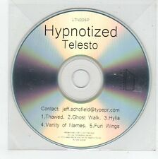 (FE900) Hypnotized, Telesto - 2013 DJ CD