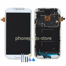 LCD Display Touch Screen Digitizer Assembly +Frame For Samsung Galaxy S4 i9505
