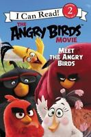 The Angry Birds Movie: Meet the Angry Birds (I Can Read Level 2) by Cerasi, Chr
