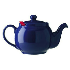 Chatsford Ceramic Teapot w/ Filter 4 Cups/75cl Server/Kettle/Pitcher