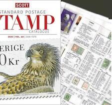 Spain 2020 Scott Catalogue Pages 443-560