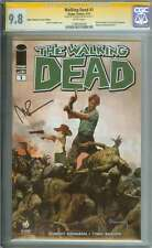 WIZARD WORLD ST LOUIS WALKING DEAD #1 CGC 9.8 WHITE PAGES