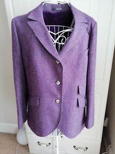 Donegal tweed jacket Size Large