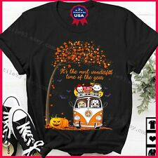 New listing It's The Most Wonderful Time Of Year Shirt, Halloween Horror Shirt, Funny Hallow
