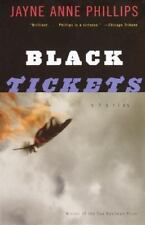 Black Tickets: Stories (Paperback or Softback)