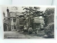Vintage Rppc Postcard Roysdean Guest House Derby Road Bournemouth C1959 Posted