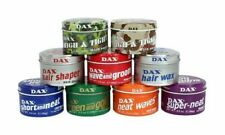 Dax hair wax all types full range Available With Free P&P