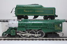 Lionel O-Gauge #8702 Southern 4-6-4 Hudson Locomotive & Tender C6 VG