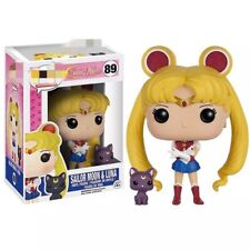 Funko Pop Animation Sailor Moon & Luna #89 w Protector With protective film