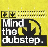 Mind the Dubstep Mixed by Smile on Impact & FLIP3K - New Sealed (Box C151)
