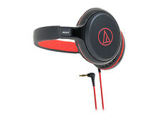 Audio-technica STREET MONITORING Portable headphone ATH-S600 RD Airmail Tracking