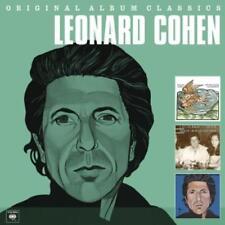 Alben vom Columbia-Leonard Cohen's Musik-CD