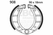 FIT GARELLI  50 Vip/Noi/Basic spoke wheel  EBC FRONT BRAKE SHOE SET
