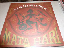 VARIOUS – The Crazy Rhythms Of Mata Hari  - 2LP Vinyl // NEU & OVP