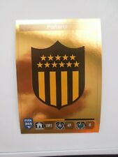 FIFA 365 PANINI 2016 - Figurine Sticker - num  821  -   Badge Penarol