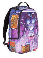 Sprayground Outta Space Fear Me Area 51 Sizzurp Book Bag Backpack 910B1049NSZ